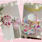 Birthday Party♡