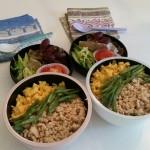 Dinner box for girls