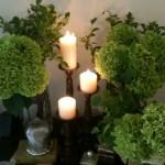 Dinner table….