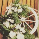 クリスマスリース♥