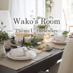 セレクトショップ「Wako's Room」NEW OPEN!!  by WakoInc.