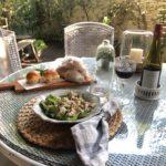 とある日の、、お庭ピクニック