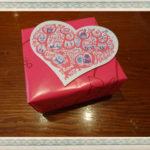 Valentine's day…….